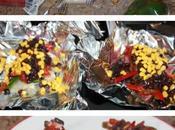 Recipe: Foil Baked Fish Southwestern Twist