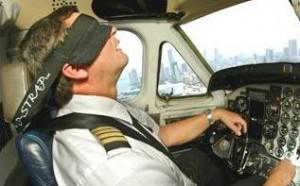 Is Your Pilot Too Tired To Operate Heavy Machinery?