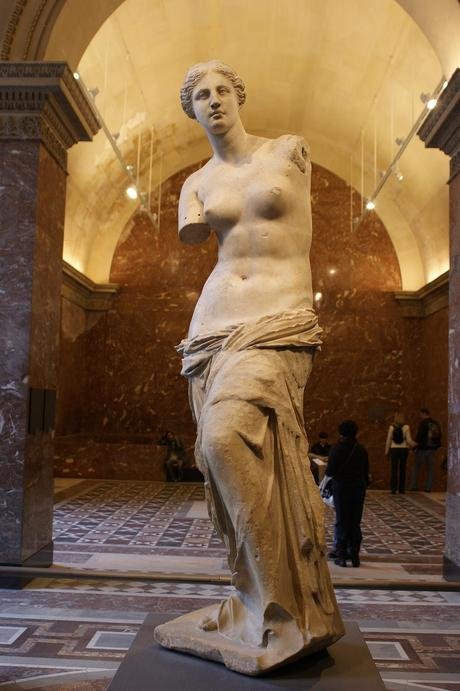 At the Statue of Venus: Talise Trevigne looks for love