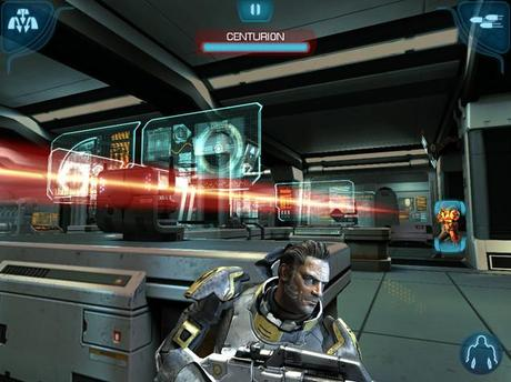 S&S; Mobile Review: Mass Effect Infiltrator