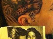 Rapper Yelawolf Gets Girlfrind's Name Tattooed Head