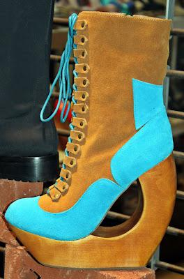 Shoe of the Day | Jeffrey Campbell RockRose Wedge Boots