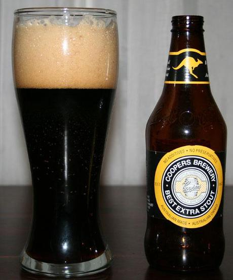 Beer Review: Coopers Best Extra Stout
