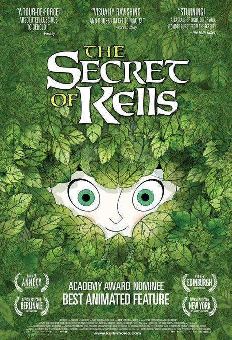 Film Fridays: The Secret of Kells and the Wild Irish Rose