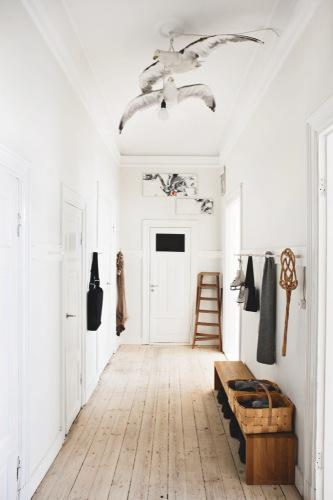 Happy Friday! Some white and wonderful Scandinavian spaces