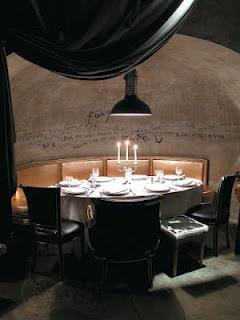 Russian gothic restaurant