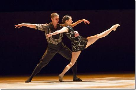 Review: Come Alive (Hubbard Street Dance Chicago)
