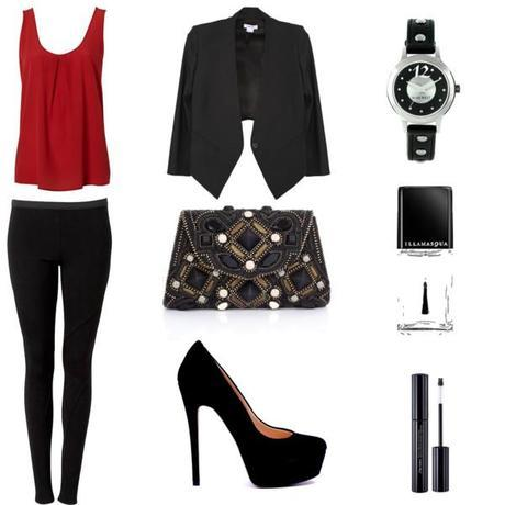 40b2802b04b Girl s Casual Night Outfit Idea - Paperblog