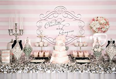 Pink Silver Wedding | Wedding Tips and Inspiration