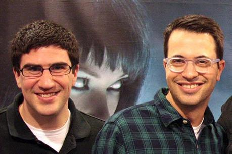 Edward Kitsis and Adam Horowitz ONCE UPON A TIME