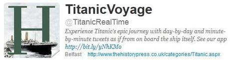 Titanic On Twitter