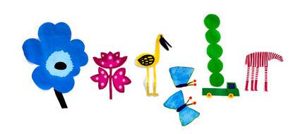 Google Celebrates First Day Of Spring