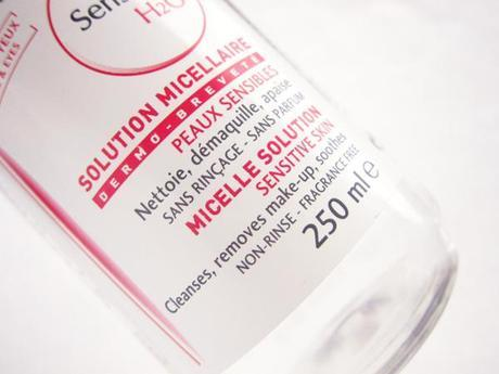 The Prestigious Opposite of MakeUp – Bioderma Sensibio H20 Solution Micellaire Cleanser goes into my Pro Kit