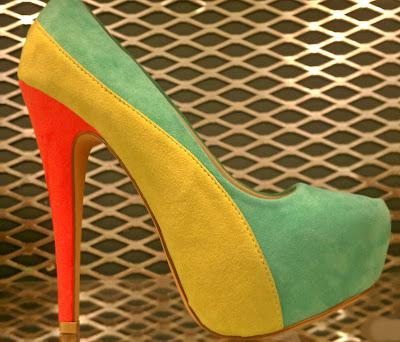 Shoe of the Day | Qupid Penelope-44X Colorblock