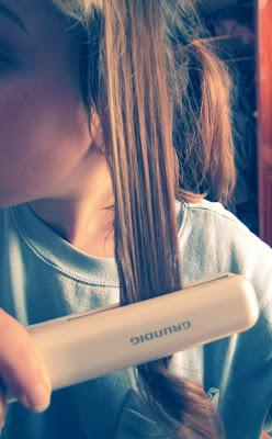 NEW HAIR STRAIGHTENER! Review ! *