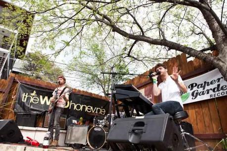 20120316 Jukebox the Ghost Wild Honey Pie 6 550x366 KISHI BASHI, BAD RABBITS, SNOWMINE [SXSW PHOTOS]