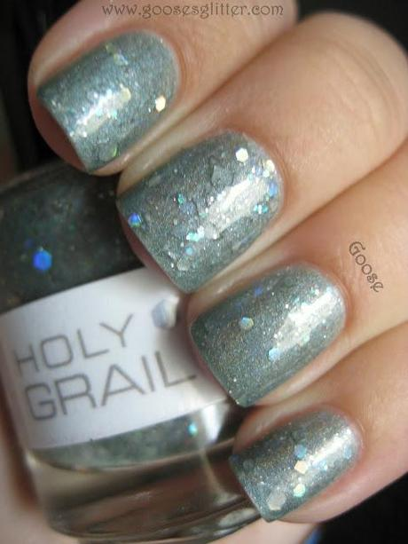 Nerd Lacquer - Holy Grail: Swatch and Review