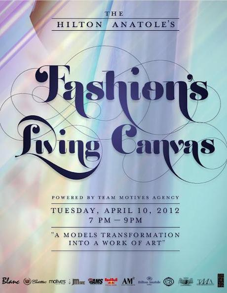 Save the Date: Fashion's Living Canvas