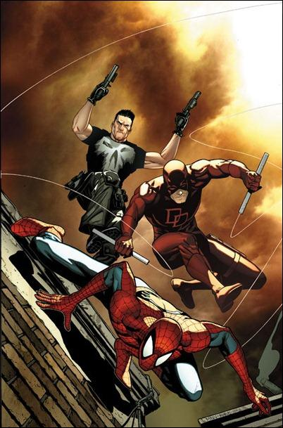 Avenging Spider-Man #6 cover