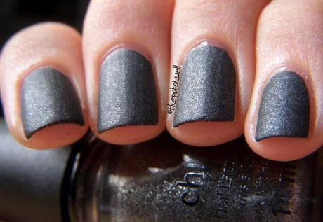 China Glaze: Stone Cold