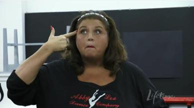 Dance Moms: Girl, Pleez. They Did Not Just Go & Get All Up In Your Personal Bidness! You Mess With A Mom, And It Gets Messy. Melissa Pleads The 5th.