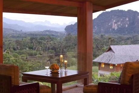 Room with a view: Thanyamundra, Thailand