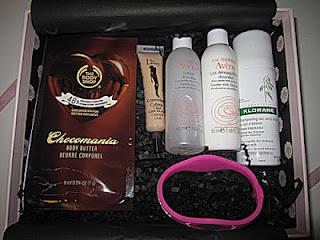 Glossybox - March!
