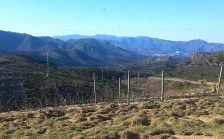 catalonia wine_view of Parc Natural Cap de Creus
