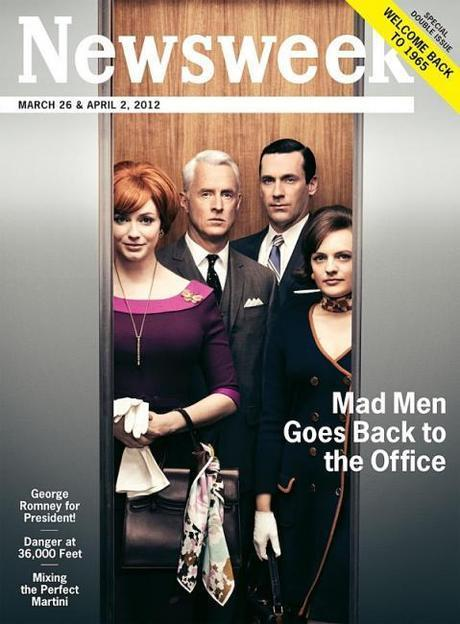 MAD MEN // Yes, Please.
