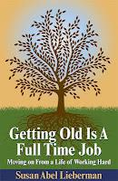 Virtual Book Tour: Getting Old is a Full Time Job
