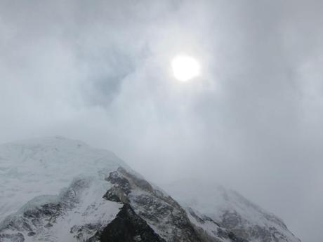Winter Climb Update: Alex Still Alone in BC?