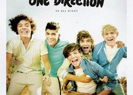 One Direction a next generation boy band with number one album, Up All Night