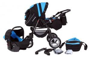 Baby Merc Pram/Pushchair review.