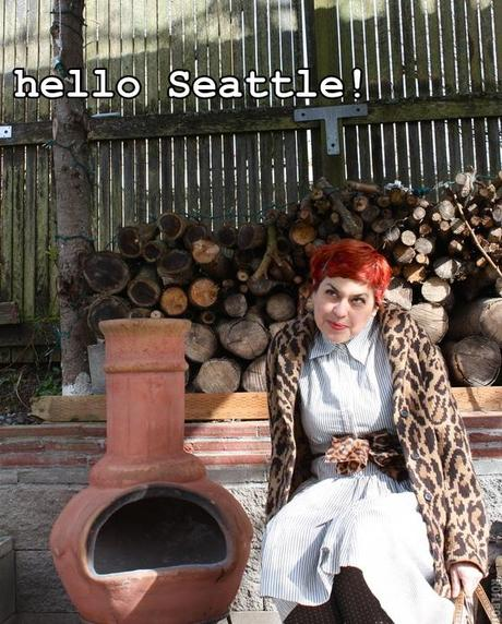 outfit post: Hello Seattle!