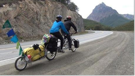 Blind Adventure Athletes Plan To Cycle The Americas