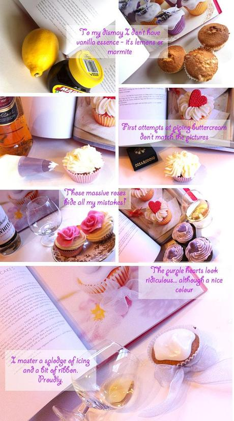 WEdding cupcakes book review pictures