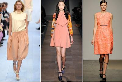 Color trends from Fashion week!!
