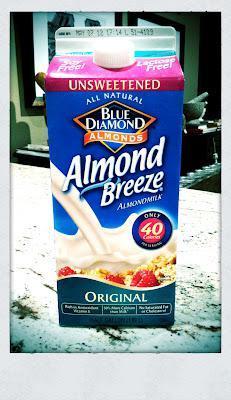I Heart Almond Milk