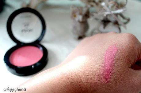 NYX Rouge Cream Blushes Swatches: Natural and Glow