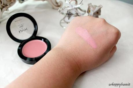 Nyx Rouge Cream Blushes Swatches Natural And Glow Paperblog