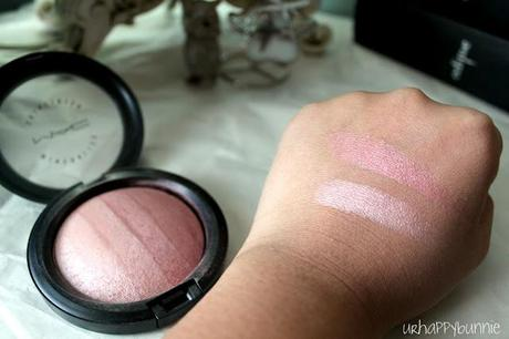MAC Mineralized Skinfinish Review: Blonde