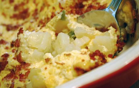 Aunt Hazel's Layered Potatoes Recipe