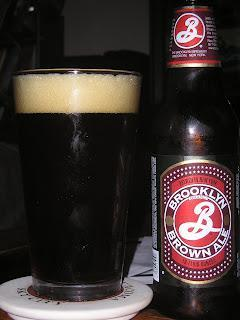 Beer Review –  Brooklyn Brewery Brown Ale