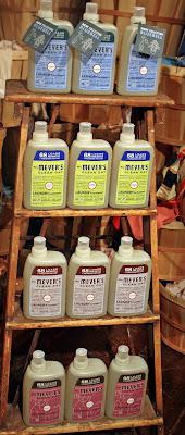 Mrs Meyer's Clean Day Introduces 68-Load Laundry Detergent