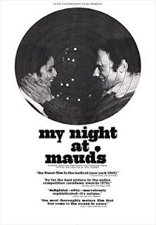 My Night at Maud's (Éric Rohmer, 1969)