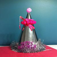 Party Hat Decoration Ideas