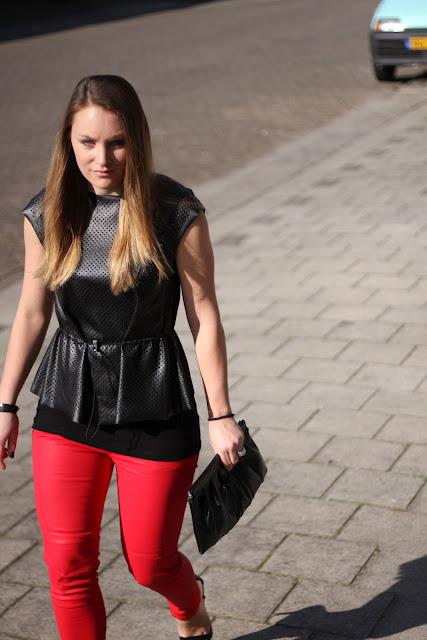 Outfit: Peplum