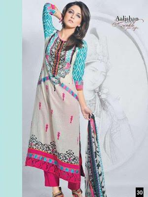 Dawood Aalishan / Krinckle Lawn Collection 2012 By Dawood Textiles