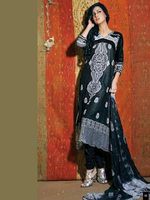 Dawood Jacquard Lawn Collection 2012 By Dawood Textiles