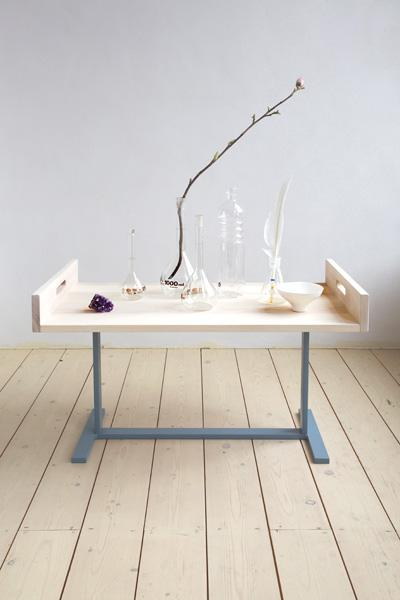 Slow wood – desks and tables
